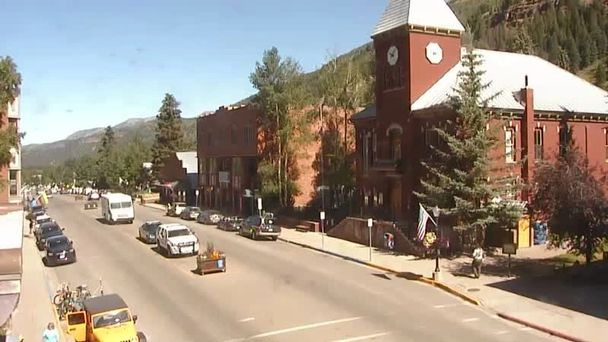Downtown Telluride Webcams