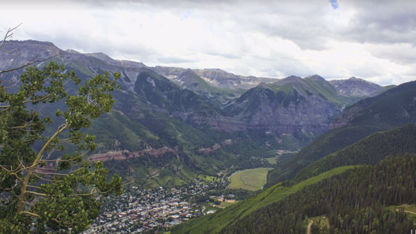 Telluride Ski Resort Webcam